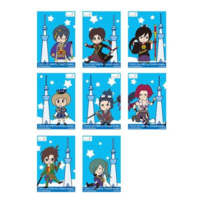 ポストカードセット (8枚セット)