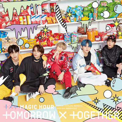 MAGIC HOUR【初回限定盤C】(CD+フォトブック)