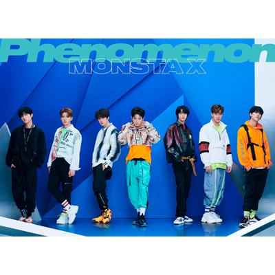 Phenomenon【初回限定盤B】(CD+DVD)