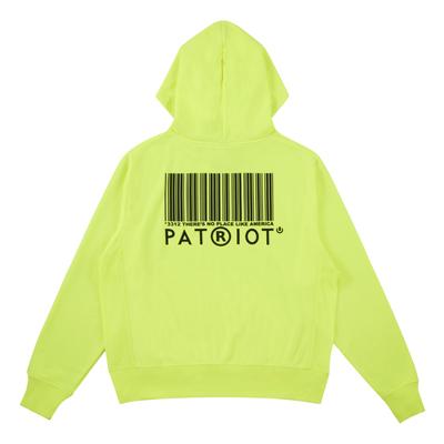 ULTRA JAPAN × PATRIOT フーディ