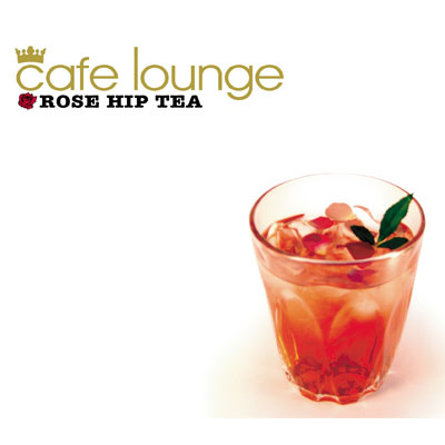 cafe lounge ROSE HIP TEA