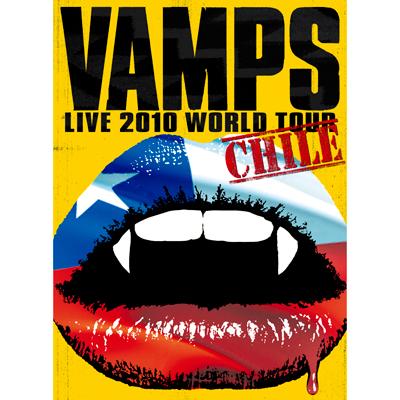 VAMPS LIVE 2010 WORLD TOUR CHILE