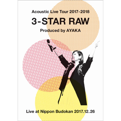 Acoustic Live Tour 2017-2018 ~3-STAR RAW~(DVD)