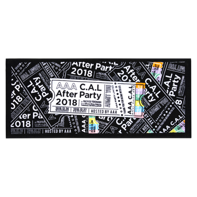 AAA年末のプレミアムイベントAAA C.A.L After Party 2018が待望の映像化!! 発 売 日:2019年4月3日【Blu-ray+スマプラ】