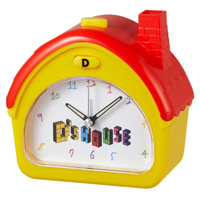D's clock