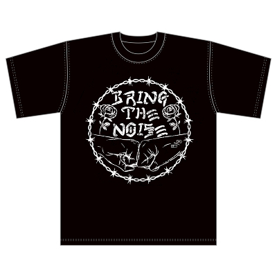 Tシャツ M (Bring the noise 2)