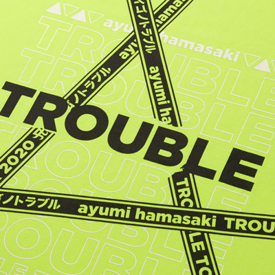 Tシャツ(YELLOW・XL)
