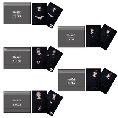 ポストカード付きスライダーケース(全5種類ランダム)