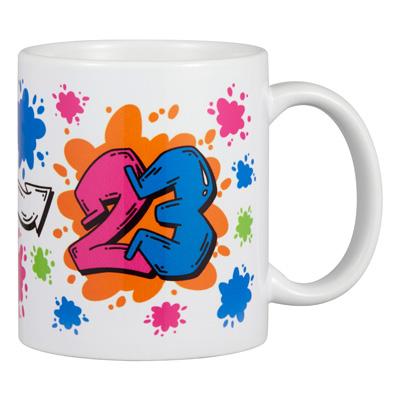 JUN 23rd Birthday マグカップ
