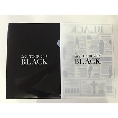 BLACK クリアファイルセット