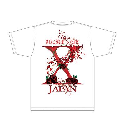 Tシャツ WHITE_B(XL)