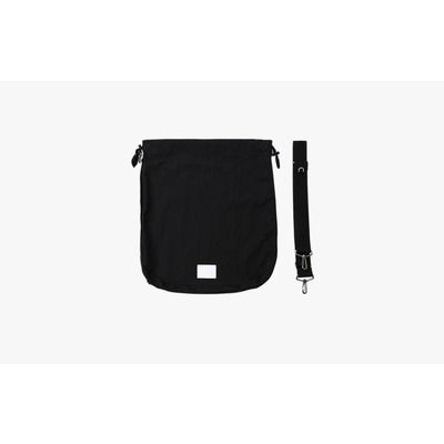 [I LOVE YOU] TREASURE SLING BAG BLACK