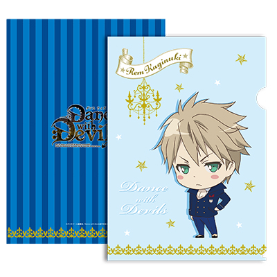 Dance with Devils A4クリアファイルセット(レム)