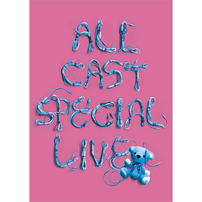 a-nation'08~avex ALL CAST SPECIAL LIVE ~
