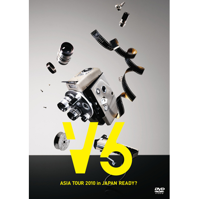 V6 ASIA TOUR 2010 in JAPAN READY?【通常盤】
