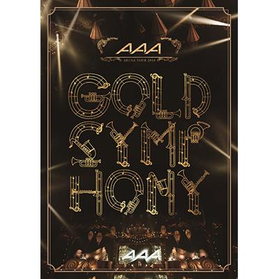 AAA ARENA TOUR 2014 -Gold Symphony-【2枚組DVD】通常盤