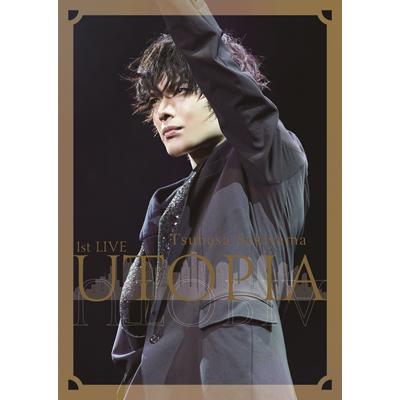 【初回生産限定盤】崎山つばさ1st LIVE -UTOPIA- (DVD)