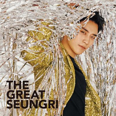 THE GREAT SEUNGRI【ツアー会場限定盤(ジャケットB)】(CD)