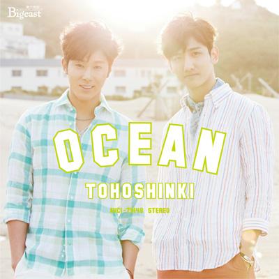 OCEAN(Bigeast盤CDシングル)