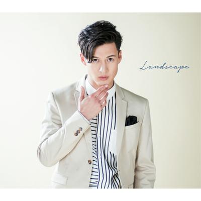 Landscape【メンバーソロジャケット:シュネル】