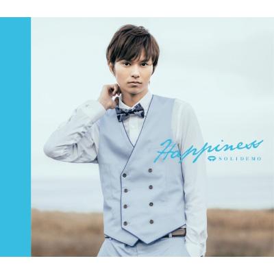 <mu-moショップ・イベント会場限定商品>Happiness【中山ジャケver.】(CD)