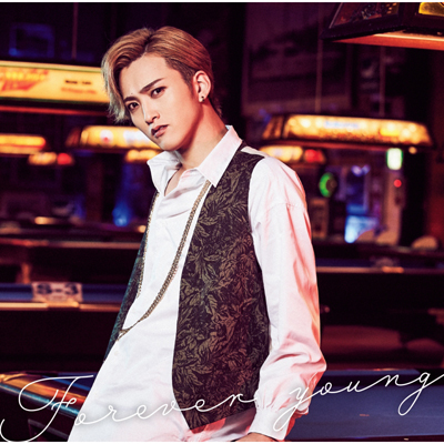 <mu-moショップ・イベント会場限定商品>Forever young【佐々木ジャケver.】(CD)