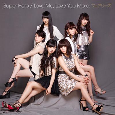 Super Hero / Love Me, Love You More.(CD+DVD)