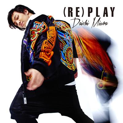 (RE)PLAY(CDシングル+DVD / CHOREO VIDEO盤)