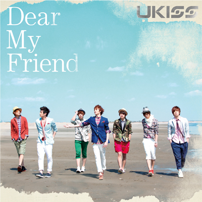 Dear My Friend 【CDのみ】
