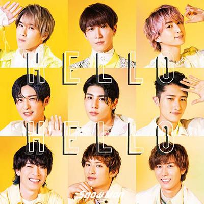 【初回盤B(CD+DVD)】HELLO HELLO