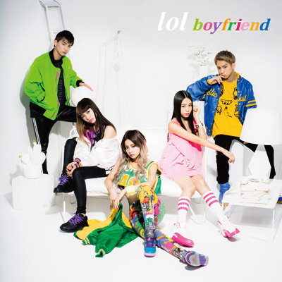 boyfriend / girlfriend(CD+DVD)