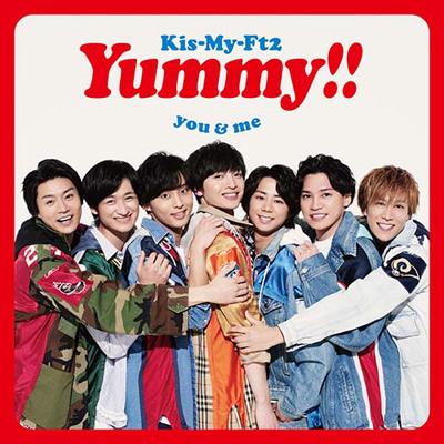 Yummy!!【通常盤】(CD)