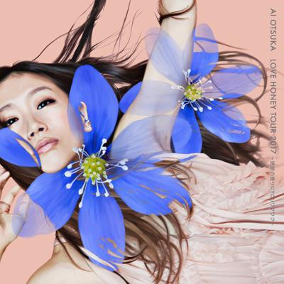 LOVE HONEY TOUR 2017 ~誘惑の香りにYOUワクワク~ (CD2枚組)