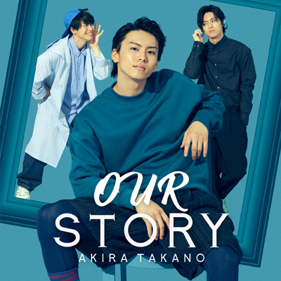 OUR STORY CD Only盤