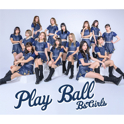 Play Ball【TYPE-A】(CD+DVD)