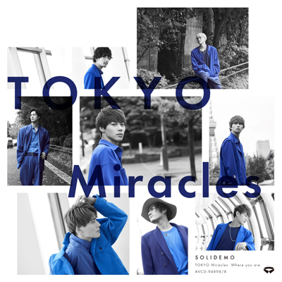 TOKYO Miracles(CD+DVD) 【SOLID盤】
