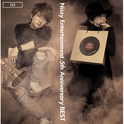 Nissy Entertainment 5th Anniversary BEST(2枚組CD)