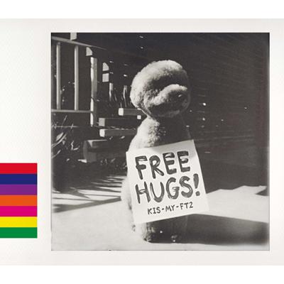 FREE HUGS!【初回盤A】(CD+DVD)