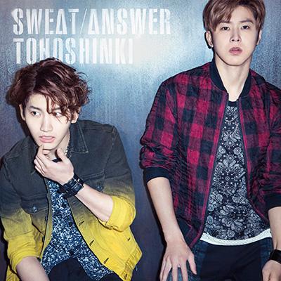 Sweat / Answer【通常盤】(CDシングル)