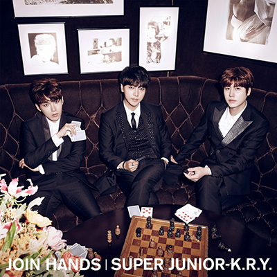 JOIN HANDS(CD)