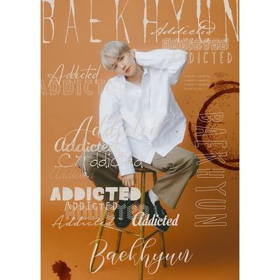 【初回生産限定盤】BAEKHYUN<Addicted Ver.>(CD)