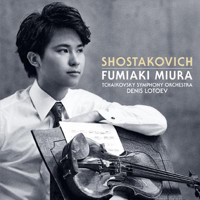 ショスタコーヴィチ:ヴァイオリン協奏曲第1番(CD)