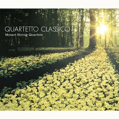モーツァルト:弦楽四重奏曲≪狩≫≪不協和音≫