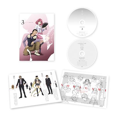 ノラガミ 3【Blu-ray】