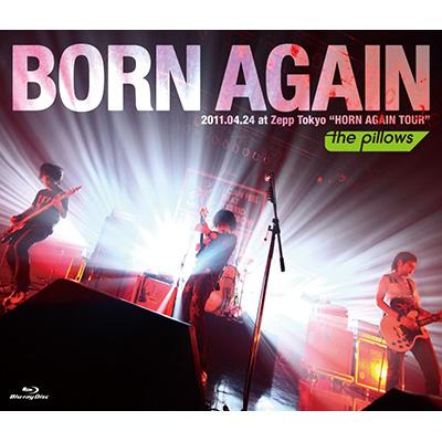 """BORN AGAIN 2011.04.24 at Zepp Tokyo""""HORN AGAIN TOUR""""(Blu-ray Disc)"""