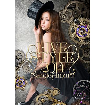 namie amuro LIVE STYLE 2014(豪華盤Blu-ray)