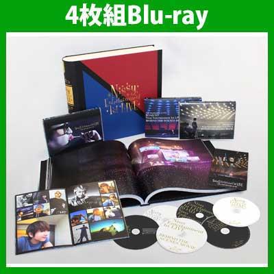 Nissy Entertainment 1st LIVE(4枚組Blu-ray+フォトブック+CD)【Nissy盤】