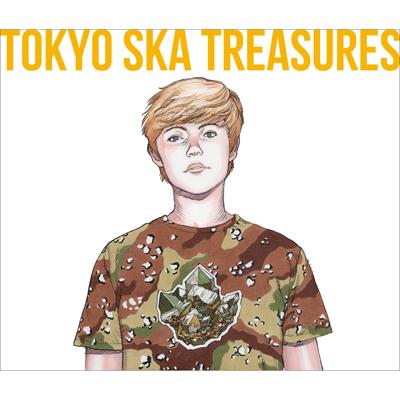 (特典なし)TOKYO SKA TREASURES ~ベスト・オブ・東京スカパラダイスオーケストラ~(3CD+DVD)