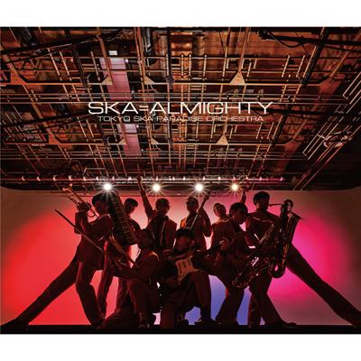 【CD+Blu-ray盤】SKA=ALMIGHTY (CD+2Blu-ray)