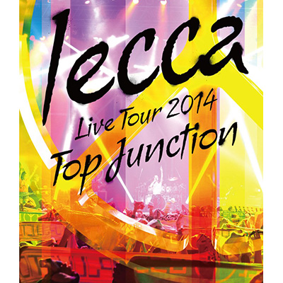 LIVE TOUR 2014 TOP JUNCTION(Blu-ray)